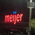 Photo taken at Meijer by Chris on 8/17/2013