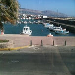 Photo taken at Hellenic seaways - Nissos Chios by Binnur on 8/7/2013