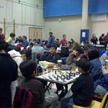 Photo taken at Herbert J. Saunders Middle School by Robert B. on 11/17/2012