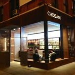 Photo taken at Chobani SoHo by Magnus M. on 3/24/2013