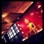 Photo taken at Aja Restaurant & Bar by David A. on 2/8/2013