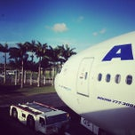 Photo taken at Aéroport Pôle Caraïbes (PTP) by Pierrick101 on 4/6/2013