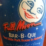 Photo taken at Full Moon BBQ by Andy E. on 8/19/2013