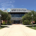 Photo taken at AT&T Center by Hector M. on 7/12/2013