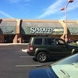 Photo taken at Sprouts Farmers Market by Deborah G. on 10/7/2012