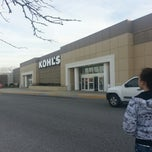 Photo taken at Kohl's by Carol Elizabeth M. on 1/5/2013