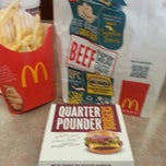 Photo taken at McDonald's by Carol Elizabeth M. on 7/2/2013
