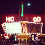 Photo taken at Cinemark Hollywood USA 15 by Daniel D. on 10/14/2012