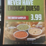 Photo taken at Qdoba Mexican Grill by Wolfram H. on 4/21/2014