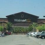 Photo taken at Walmart Supercenter by Mike B. on 9/18/2012