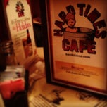 Photo taken at Hard Times Cafe by Annesley W. on 12/21/2012