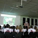 Photo taken at Faculdade de Americana (FAM) by Marina A. on 10/23/2012