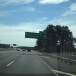 Photo taken at LIE Exit 48 by Scott B. on 8/17/2013