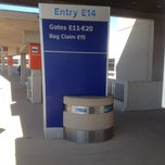 Photo taken at Gate E14 by Josh v. on 2/26/2013