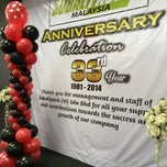 Photo taken at SUBALIPACK (M) SDN BHD by Fatin F. on 5/17/2014
