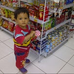 Photo taken at @ alfa mart kom larangan kembangan by I M. on 2/27/2014