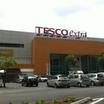Photo taken at Tesco Extra Mutiara Damansara by Jinda J. on 1/15/2013