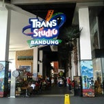 Photo taken at Trans Studio Bandung by Irma Rezkianti Ibnu H. on 1/27/2013