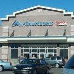 Photo taken at Albertsons by Casey D. on 11/20/2012