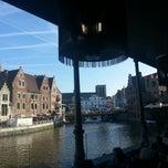 Photo taken at Oude Vismijn by Kristiaan D. on 7/21/2013