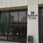 Photo taken at 14 Boerum Place by Rosalind W. on 5/21/2014