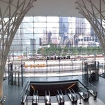 Photo taken at Brookfield Place New York by Angela K. on 7/19/2014