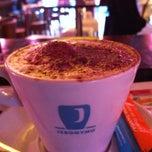Photo taken at Jeronymo CoffeeShop by Joana Rita S. on 11/27/2012