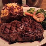 Photo taken at Texas Roadhouse by Jonathan C. on 10/23/2012