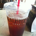 Photo taken at McAlister's Deli by Sarah M. on 9/24/2012