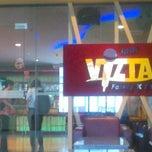 Photo taken at Inul Vizta by Ipung S. on 10/18/2012