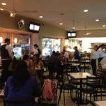 Photo taken at Café Ventura by Myriam A. on 11/6/2012