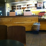Photo taken at Starbucks by Geneva S. on 12/29/2012