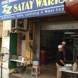 Photo taken at Satay Warisan by AdmiralPure on 5/3/2013