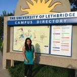 Photo taken at University Of Lethbridge by Janina Teresa B. on 7/21/2013