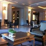 Photo taken at Hotel Villa Magna by Belén on 1/25/2013