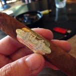 Photo taken at Graycliff Divans Cigar Lounge by Max J. on 6/16/2014