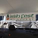 Photo taken at Irish Fest by LAXgirl on 8/17/2013