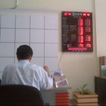 Photo taken at Bank BRI by Grace R. on 9/25/2012
