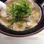 Photo taken at 第一旭 by Tatsuya N. on 1/12/2013
