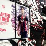 Photo taken at Upper 90 Soccer Store by Upper 90 Soccer Store on 9/29/2014