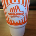 Photo taken at Whataburger by Geof V. on 6/30/2013