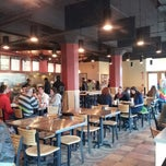 Photo taken at Qdoba Mexican Grill by Shaunice H. on 11/3/2012