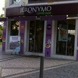 Photo taken at Jeronymo CoffeeShop by João L. on 9/26/2012