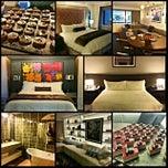 Photo taken at Loews Regency Hotel by xoJohn.com on 2/3/2015