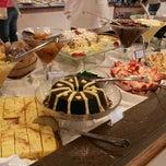 Photo taken at Restaurante Pouso Novo by Luana E. on 3/23/2014