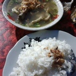 Photo taken at Soto Babi - Pasar Kereneng by Mank K. on 11/8/2012
