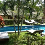 Photo taken at Idyllic Samui Resort by V on 12/27/2012