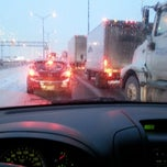 Photo taken at Route 13, Montreal by Sam M. on 12/17/2013