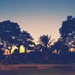 Photo taken at Corniche El Maadi | كورنيش المعادى by Wessam A. on 11/10/2012