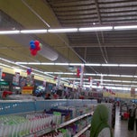 Photo taken at Carrefour by adhay k. on 10/14/2012